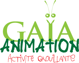 Logo de Gaia animation