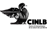Logo Centre d'interprétation de la nature du lac Boivin